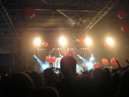 Party im Hangar mit Welle:Erdball