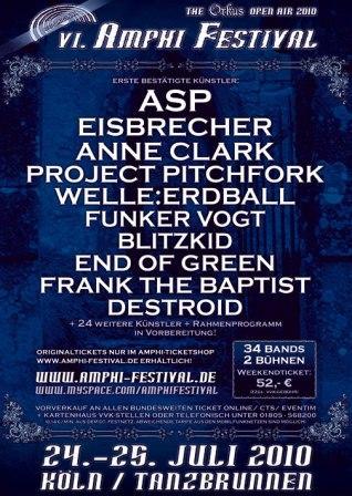 Amphi 2010 - Köln Tanzbrunnen