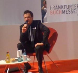 Klaus N. Frick auf der Buchmesse 2009