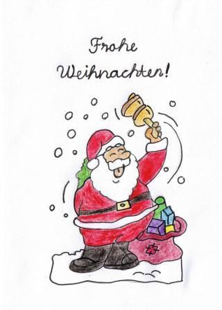 Frohe Weihnachten von DasistmeinBlog