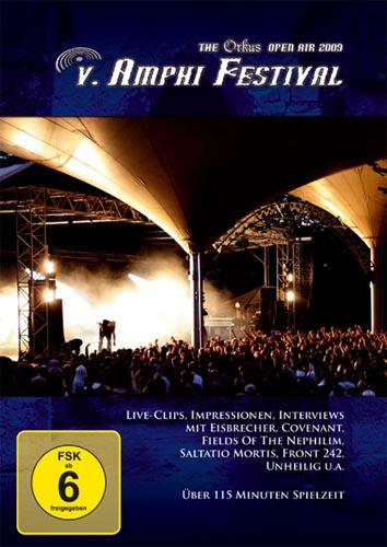 Amphi Festival DVD