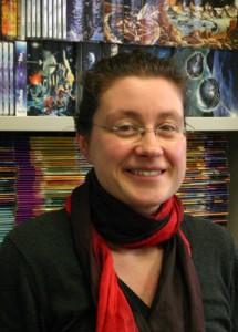 Die Neue bei PERRY RHODAN: Elke Rohwer