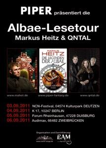 Markus Heitz und Qntal