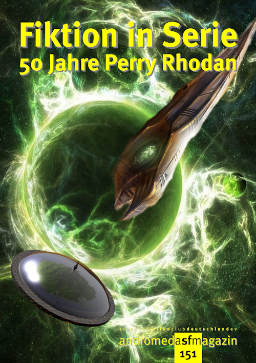 Fiktion in Serie - 50 Jahre Perry Rhodan