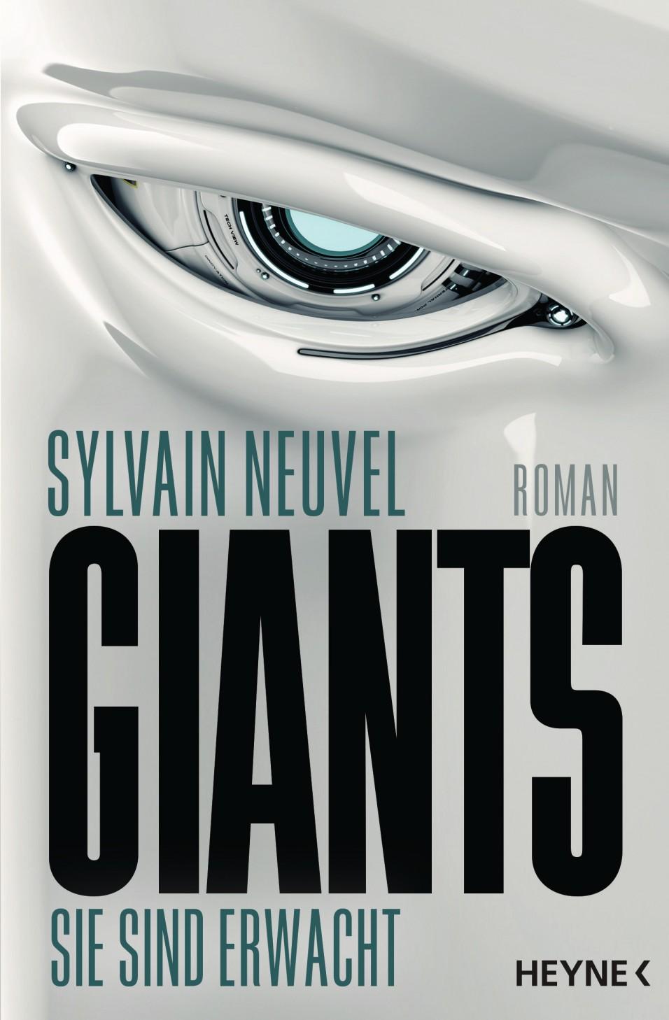 Giants - Sie sind erwacht von Sylvain Neuvel